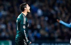L'attaquant C.Ronaldo